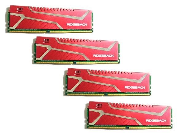 Mushkin 32GB Redline DDR4 3000 MHz UDIMM Memory Kit.