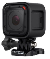 GoPro has created its smallest and lightweight model yet, The HERO4 Session