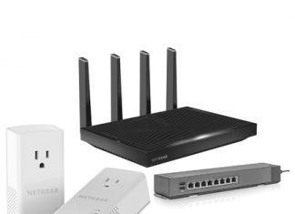 Various products such as powerline adapters (left), tri-band wireless routers (top), and gigabit switches (right) from a reliable manufacturer like NETGEAR, can improve the quality of the network in your environment. It's important to examine the current equipment being utilized, in order to make the right upgrades to your network infrastructure.