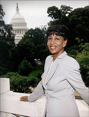 Democratic Congresswoman Maxine Waters (D-CA)