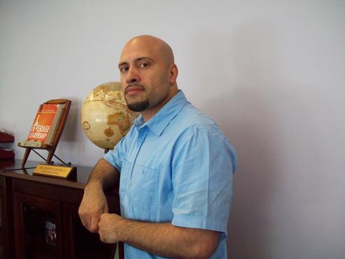 Newburgh School Superintendent Roberto Padilla