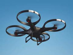 Example of drone technology Tuskegee University will provide local students with.