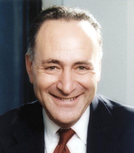 US Senator Chuck Schumer (D-NY)