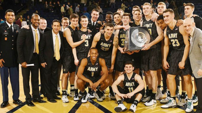 West Point men's basketball performance at Navy on Saturday afternoon was nothing short of a miracle.The Black Knights rallied from 25-points down with 13 minutes remaining to register a 71-68 victory over their archrival.