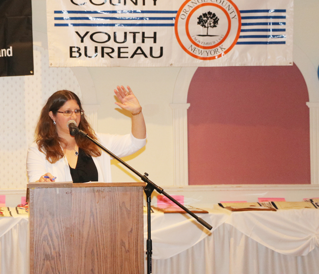 county executive hands out youth awards hudson valley