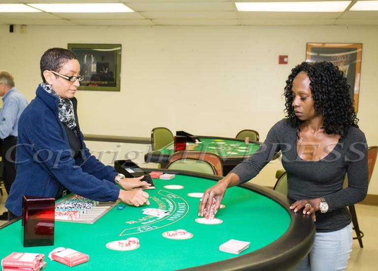 Poker dealer school orange county