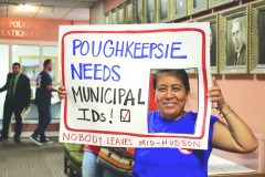 Poughkeepsie is the second municipality in the state with an ID program, after New York City, and one of over 20 nationwide. Poughkeepsie is the first city in the country to pass a municipal ID with a Republican mayor in office.