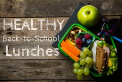 It's back-to-school time! The American Heart Association offers some budget-friendly, creative ideas for back-to-school season to help keep kids happy and healthy at lunchtime.