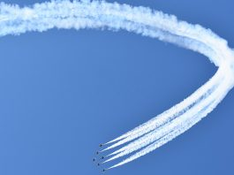 Thousands of people who attended this weekend's New York Air Show at New York Stewart International Airport were wowed.