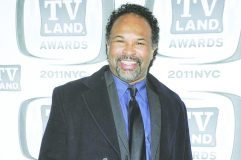 Geoffrey Owens attends the 9th Annual TV Land Awards at the Jacob Javits Center on April 10, 2011, in New York, NY. Photo: Anthony Behar/Sipa