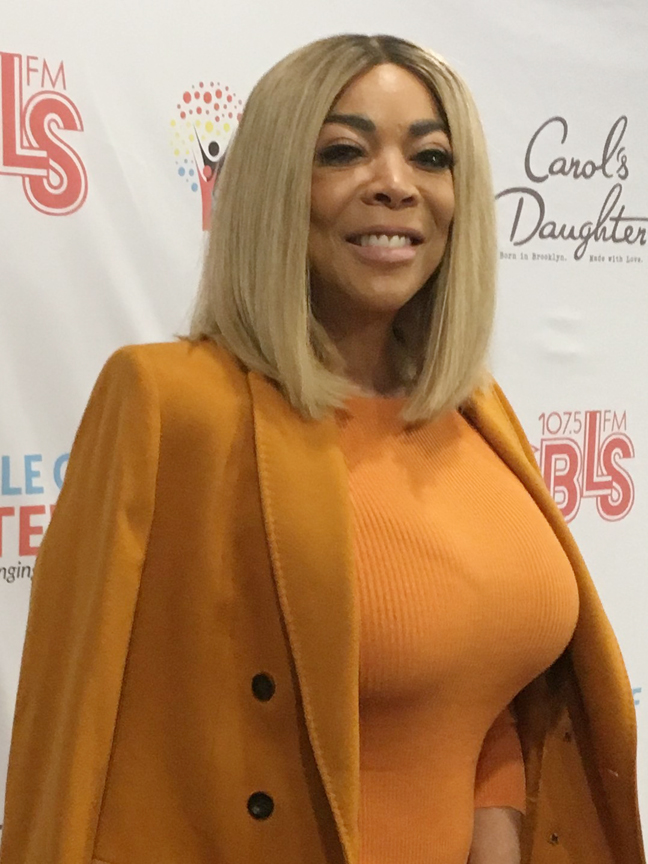 Talk Show Host Wendy Williams gave a keynote and Ask Wendy segment at Circle of Sisters.