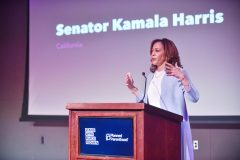 Planned Parenthood Federation of America honors U.S. Senator Kamala D. Harris at the Annual Champions of Womens Health Brunch at the Hamilton on Saturday, September 15, 2018, in Washington DC. Photo: Planned Parenthood Federation of America