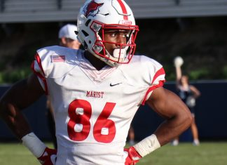Marist Red Foxes Juston Christian