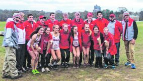 The men's and women cross country teams performed well in their final race of the year at the ECAC/IC4A Cross country Championships this afternoon.