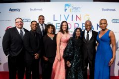 """The U.S. Dream Academy hosted an exciting 17th Annual """"Power of A Dream"""" Gala themed """"Living the Dream"""" recently at the Washington, D.C. Marriott Marquis presented by Amway in honor of the organizations 20th Anniversary; the gala fundraising goal of $1 million was exceeded."""