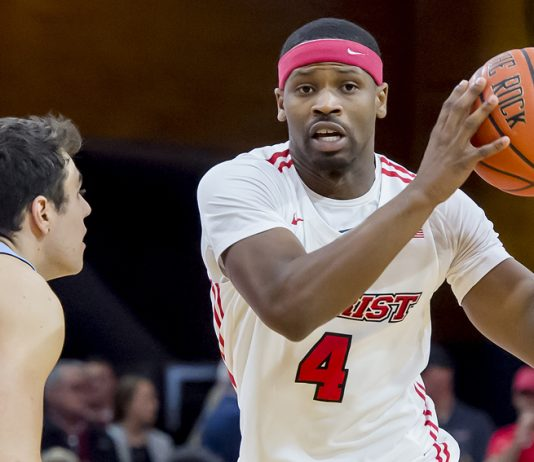 The Marist men's basketball team won its third straight game on Saturday afternoon, as the Red foxes defeated Stetson, 79-75.