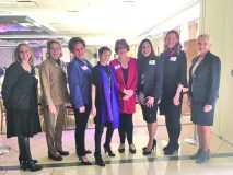 Hudson Valley Magazine's Women in Business Awards paid tribute to the region's top business women of 2018 Thursday afternoon.