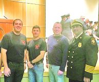 Orange County recognized 31 men and women from 19 Fire Departments at the County's Firefighter 1 graduation ceremony.