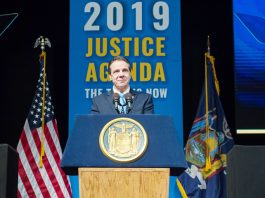 Governor Andrew M. Cuomo delivers 2019 State of the State Address and proposed 2019-2020 Executive Budget.