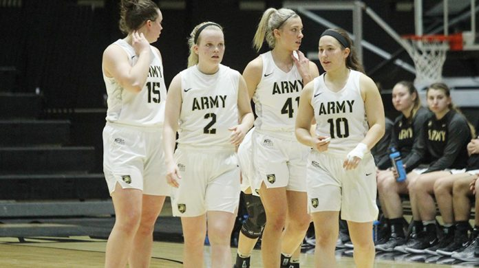 he Army West Point women's basketball team had a six-point lead at the half, but Lehigh started the third quarter with a 15-2 run and earned the 73-50 win on Saturday afternoon.