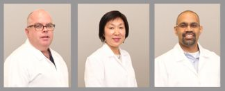 Crystal Run Healthcare welcomes three providers, Edmund Donovan, FNP-C, Qiujie Jiang, MD and Archit V. Patel, MD.
