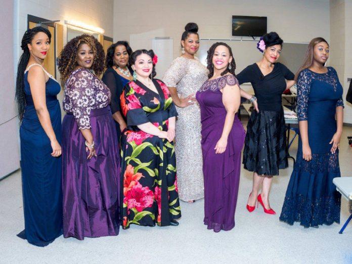 CAAPA programs are helping to re-introduce Blacks to the opera. Photo: CAAPA