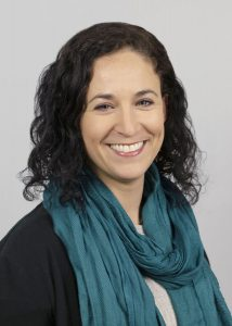 Mount Saint Mary College professor Yasmine Kalkstein.
