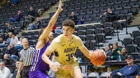 The Army West Point men's basketball team was unable to halt a second-half surge by Lehigh and ultimately fell on Saturday afternoon.