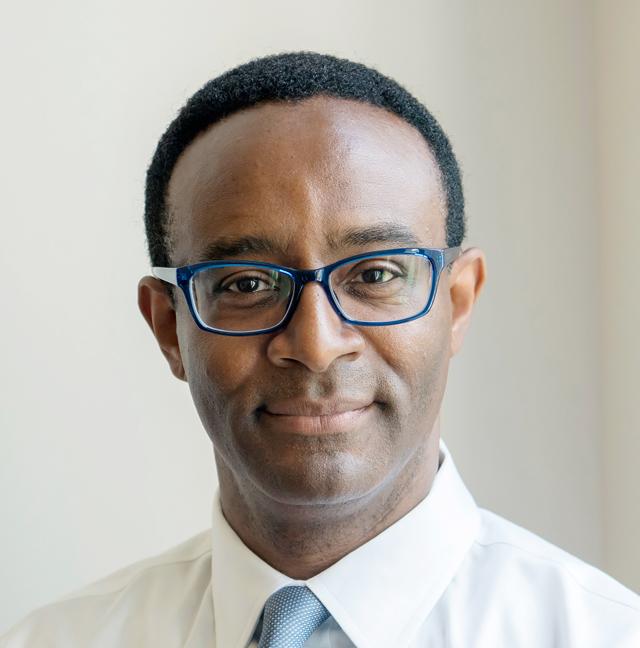 Professor Ben Vinson III