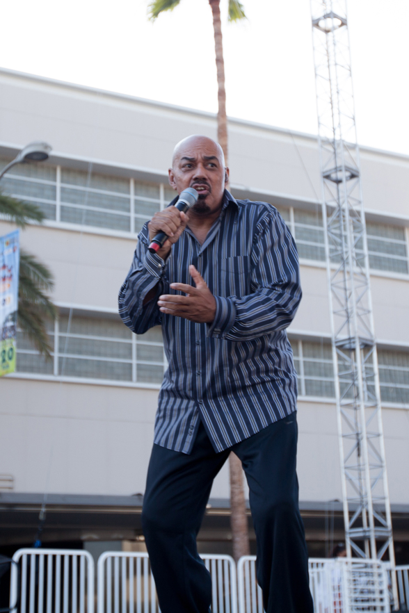 Legendary Singer James Ingram Dies. Photo: pinguino k / flickr / Wikimedia Commons