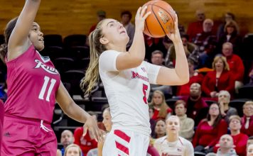 The Marist women's basketball fell 70-64 to the Broncs in a hard fought battle for second place in the MAAC standings.