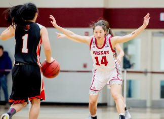 The Vassar women's basketball season came to a close in the Liberty League Semifinals against RIT on Saturday afternoon.