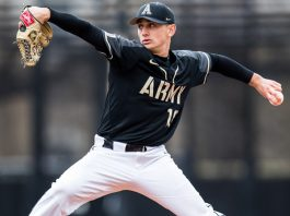 The Army West Point baseball team scored two runs in the bottom of the ninth to walk off against Tulane, 7-6, Sunday afternoon.