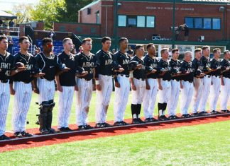 For the first time since 2014 the Army West Point baseball team claimed the season series over service-academy rival Navy Sunday afternoon.