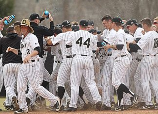 The Army West Point baseball team earned a thrilling 3-2 extra innings victory over Lehigh Sunday afternoon.