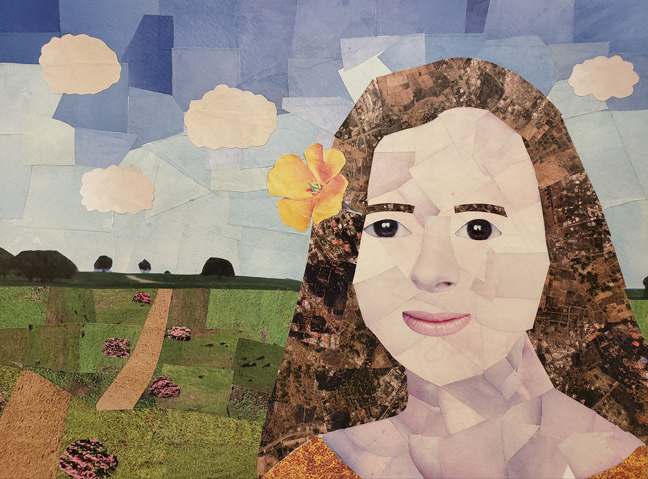 The Howland Public Library is pleased to present Between the Lines, the fourth annual exhibition of student artwork from the Beacon City School District.