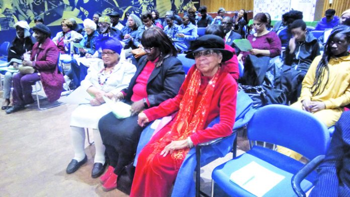Black History Committee of the Hudson Valley President, Sadie Tallie, enjoy's Saturday's tribute to Rev. Dr. Martin Luther King Jr., commemorating the 51st Anniversary of his assassination, while celebrating his unforgettable legacy.