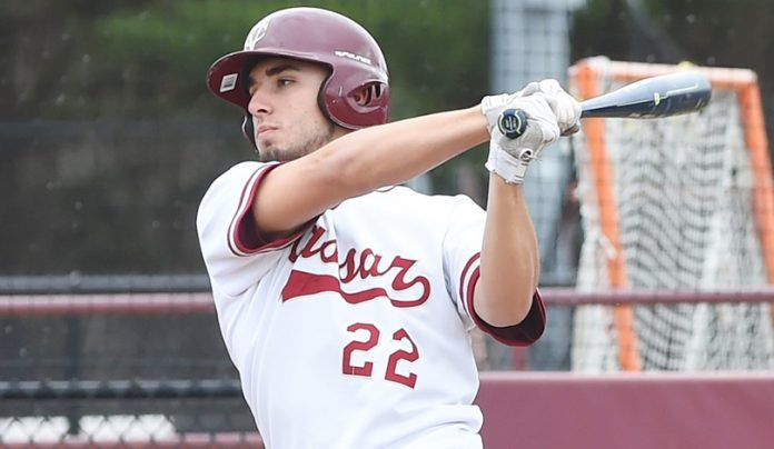 The Vassar College baseball team dropped the final two games of its Liberty League Conference series against the Clarkson University Golden Knights.