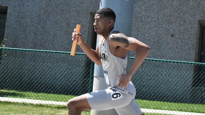 Battling through tough weather conditions, the Army West Point track and field team had an impressive showing at the second day of the ECAC/IC4A Championships on Sunday.