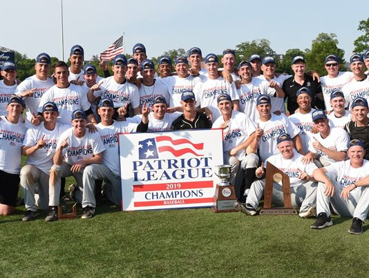 For the second-straight season the Army West Point baseball team was crowned Patriot League champions after defeating rival Navy, 4-3, Sunday afternoon.