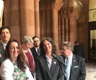 Senator Jen Metzger and Assemblywoman Nily Rozic sponsor Freedom From Fossil Fuels Act. Legislation places moratorium on new fossil fuel infrastructure, requires state roadmap to fossil fuel-free economy.
