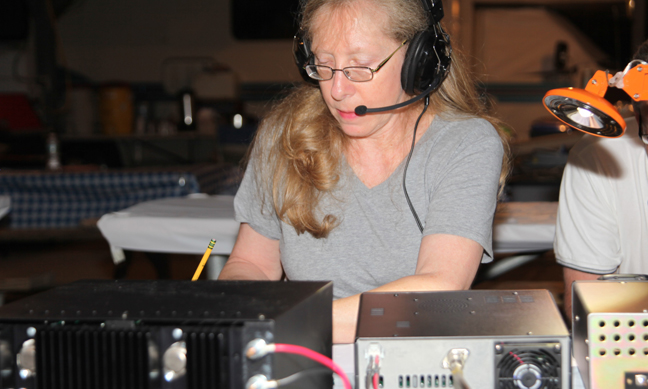 "The Orange County Amateur Radio Club (OCARC) will be operating at Algonquin Park, Newburgh (Rt. 52 at Powder Mill Road) on June 22-23, Saturday and Sunday, as the club participates with thousands of hams across 50 states and Canada, in the annual ""Field Day."""