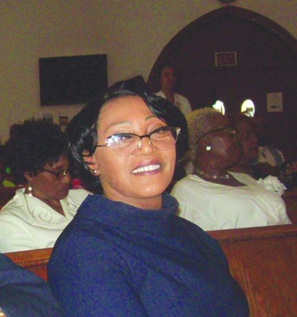 On Saturday, Reverend Dr. Dollyann Newkirk-Briggs made history as she was installed as the first female African-American Pastor at one of the three major Baptist Churches in the City of Newburgh. She is now officially the Pastor at Baptist Temple Church on William Street. Here, she is pictured at the well-attended, festive Pastoral Installation Service.