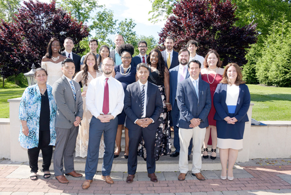 ORMC Holds Medical Resident Commencement - Hudson Valley Press Newspaper