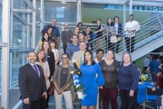 Westchester Community College's Division of Workforce Development and Community Education held its annual Completion Ceremony recently, celebrating hundreds of students who completed their short-term workforce programs.