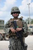 Acasio Margaux. Mass Communication Specialist 2nd Class Bradley Gee