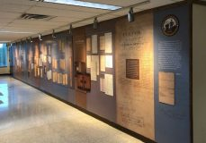 Ulster County Clerk Nina Postupack is pleased to announce the Grand Opening of a new permanent exhibit.