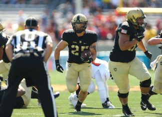 Slomka led the charge for Army with a career-best 110 yards and a touchdown on 18 carries.