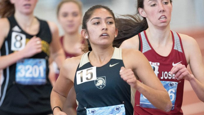 The Army West Point women's cross country team took the top eleven spots in a strong effort at the season opening dual meet against Maine.