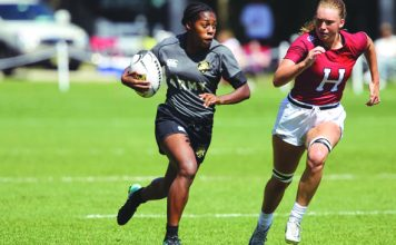 The Army West Point women's rugby team opened up its 2019 season with a bang Saturday at the Anderson Rugby Complex, as the Black Knights defeated 2018 National Runners-Up Harvard, 35-10.